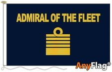 - ADMIRAL OF THE FLEET ANYFLAG RANGE - VARIOUS SIZES